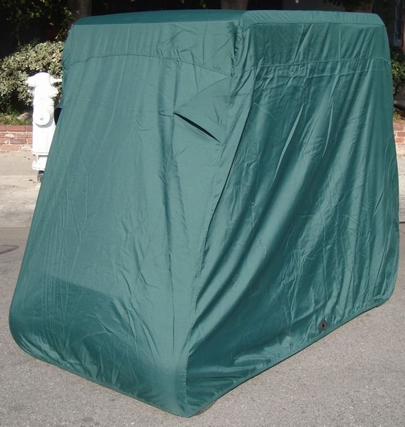 seat PASSENGER GOLF CART STORAGE COVER ez go club car ds precedent