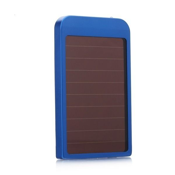 Adapter Solar Power Charger For iPhone 4G iPod Cell Phone PDA  MP4