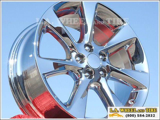 New 19 Lexus RX350 Factory OEM Chrome Wheels Rims