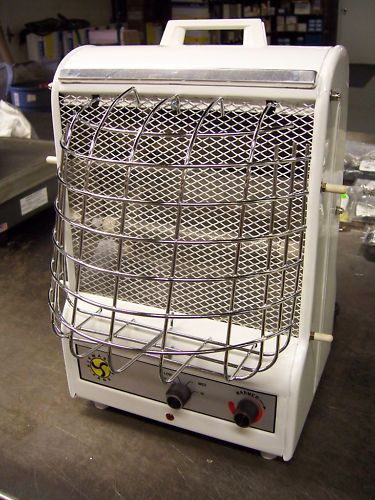 AIRMASTER 1500 wt Portable Electric Heater # MCM1503